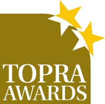 The TOPRA Awards for Excellence in Regulatory Affairs 2017