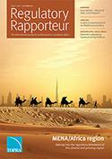 Regulatory Rapporteur September 2021