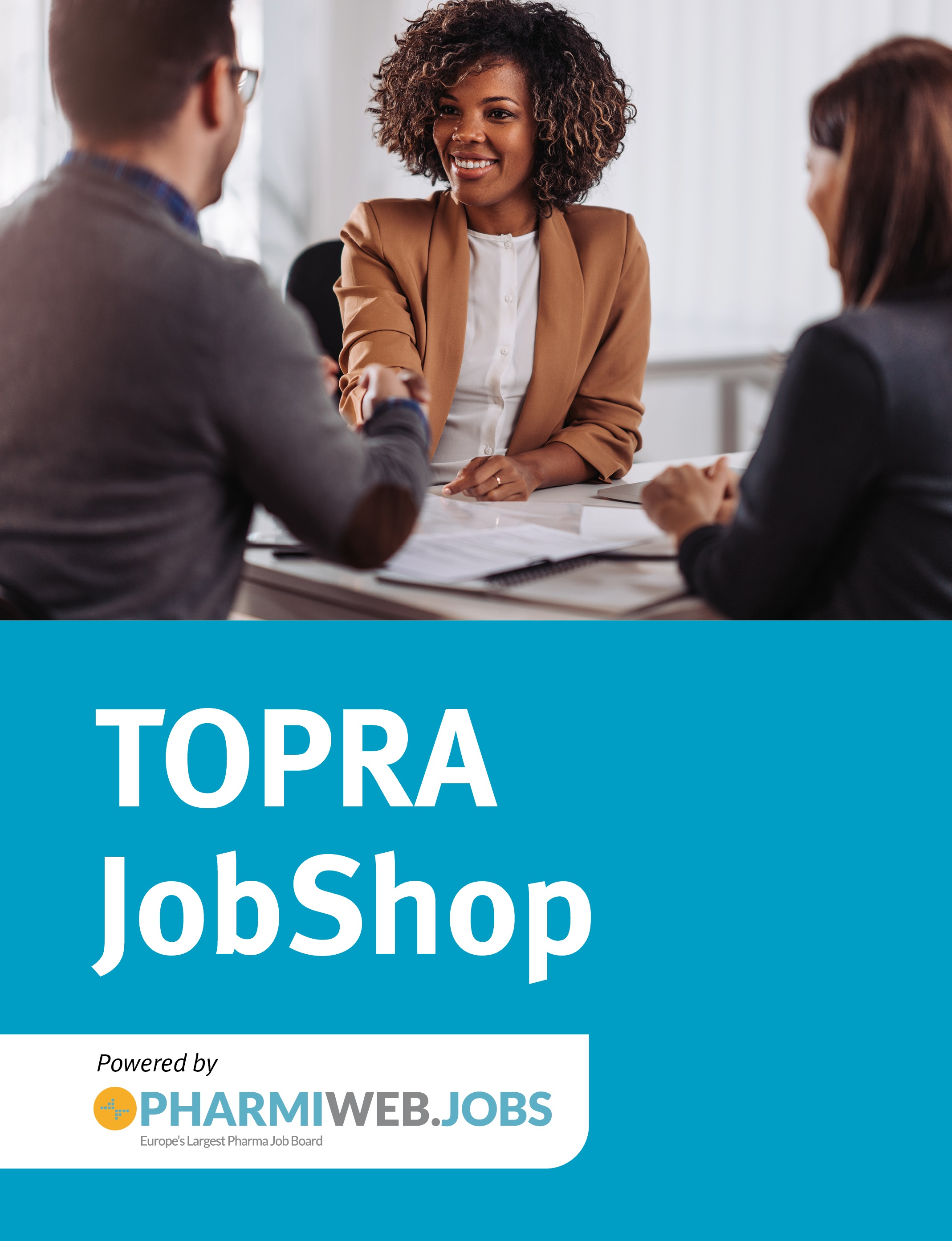 TOPRA Job Shop powered by PharmiWeb