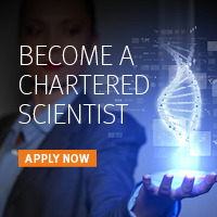 Chartered Scientist banner