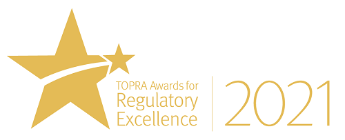 Awards for Regulatory Excellence logo