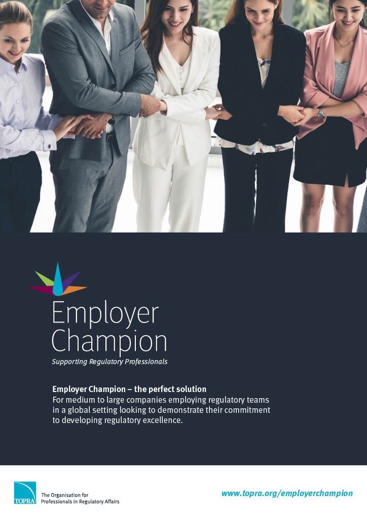 Employer Champion Brochure Cover