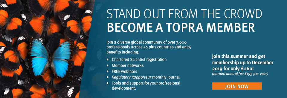 TOPRA SUMMER MEMBERSHIP OFFER